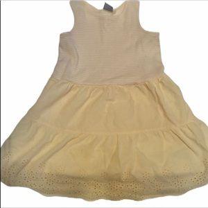 Baby Gap eyelit dress
